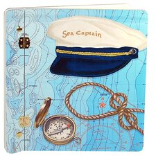 Sea Captain Large Book Photo Album