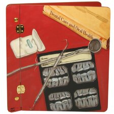 Home and Garden Dental Details Book Photo Album