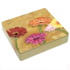 <strong>Lexington Studios</strong> Gerber Daisies Decorative Storage Box