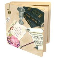 Judaica Her Bat Mitzvah Memory Box