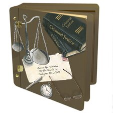 Home and Garden Scales of Justice Memory Box