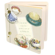 Home and Garden Tea Cups Memory Box