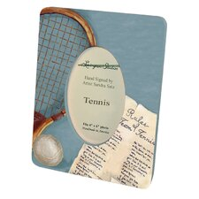 Sports Tennis Small Picture Frame