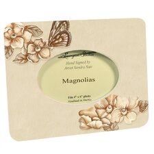 <strong>Lexington Studios</strong> Home and Garden Magnolias Small Picture Frame