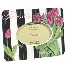 Home and Garden Tulips Small Picture Frame