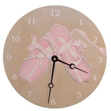 The Ballet Decorative Wall Clock