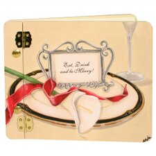 <strong>Lexington Studios</strong> Wedding Table 4 Two Lilly Mini Wedding Book Photo Album