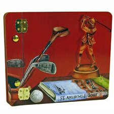 Sports Golf Mini Book Photo Album