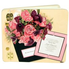 Spring Wedding Bliss Mini Book Photo Album