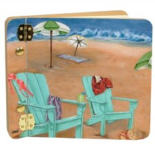 Travel and Leisure Skinny Dipping Mini Book Photo Album