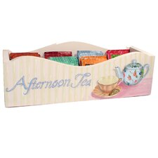 Afternoon Tea Caddy with Dividers