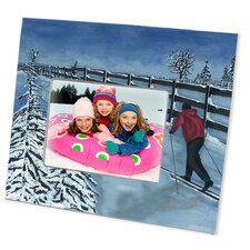 Fresh Snow Picture Frame