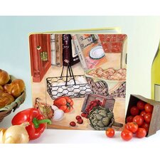 Home and Garden Recipes to Remember Large Book Photo Album