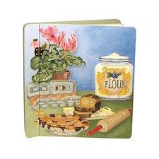 Home and Garden Baker's Book Recipe Photo Album
