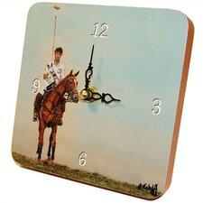 Sports Polo Tiny Times Clock