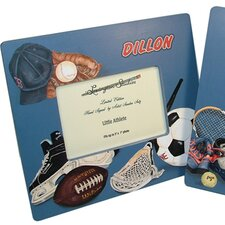 Sport Little Athlete Large Picture Frame