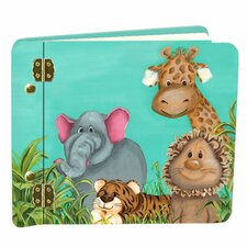 Zoo Animals Book Mini Album