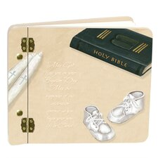 Baptism Book Mini Album