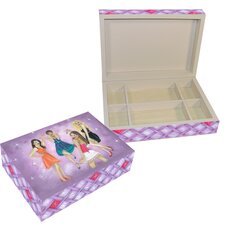 Girls Night Out Large Hinge Box