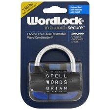 5 Dial Pad Lock