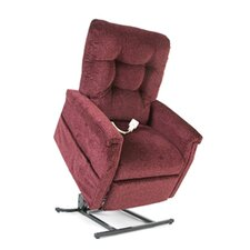 Classic Medium 3 Position Lift Chair with Button Back