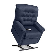 Heritage Collection Petite Wide 3-Position Lift Chair with Button Back
