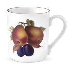 Evesham Gold 12 oz. Pear and Damson Mugs (Set of 4)