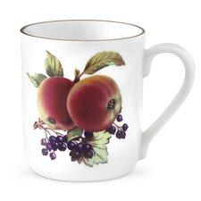Evesham Gold 12 oz. Apple and Black Currant Mugs (Set of 4)