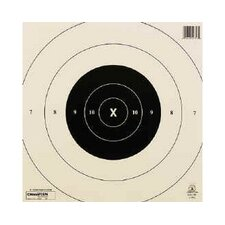 <strong>Champion Target</strong> 25 Yard Timed and Rapid Fire Tag Board NRA Target (Pack of 12)