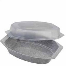 <strong>Nordicware</strong> Freeze, Heat and Serve 28 oz. Casserole with Cover