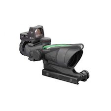 ACOG 4X32 Scope Dual Illuminated Red Crosshair 0.223 Ballistic Reticle