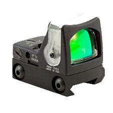Ruggedized Miniature Dual Illuminated Reflex Sight with RM33