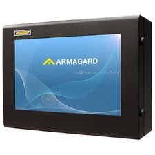 "Indoor and Outdoor 24"" LCD Flat Panel Enclosure"