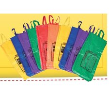 <strong>Learning Carpets</strong> Jumping Bags 10 Piece Set