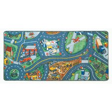 Play Carpet Airport Kids Rug