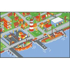 Play Carpet City By The Bay Kids Rug
