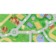 Play Carpet Sport Resort Kids Rug