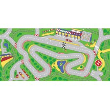 <strong>Learning Carpets</strong> Play Carpets Race Track Kids Rug
