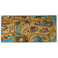 Play Carpet Wild West Kids Rug