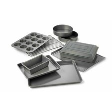 <strong>Calphalon</strong> Nonstick 10-Piece Bakeware Set