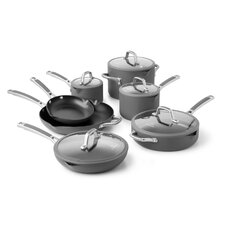 <strong>Calphalon</strong> Easy System Nonstick 12-Piece Cookware Set