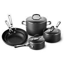 Simply Nonstick 8-Piece Cookware Set