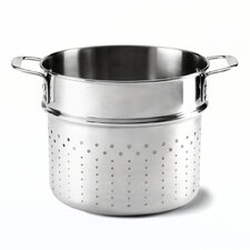 Tri-Ply Stainless Steel 6-qt. Pasta Insert