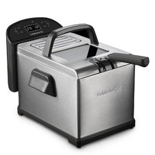 Kitchen Electrics 3.8 Liter Extra Large Digital Deep Fryer