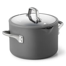 <strong>Calphalon</strong> Easy System Nonstick 6-qt. Stock Pot with Lid