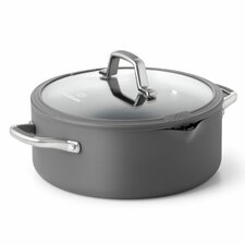 Easy System Nonstick 5-qt. Aluminum Dutch Oven
