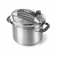 Stainless Steel 6-qt. Pressure Cooker