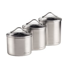 Accessories 3 Piece Canister Set