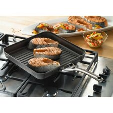 Contemporary Nonstick Grill Pan