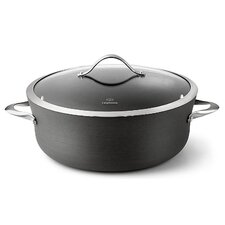 Contemporary Nonstick 8.5-qt. Round Dutch Oven
